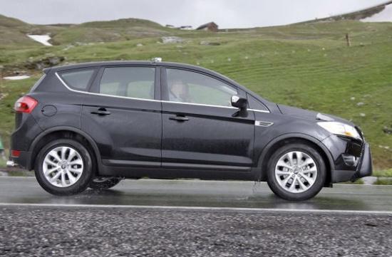 长安福特将引进首款SUV车型Kuga大改款