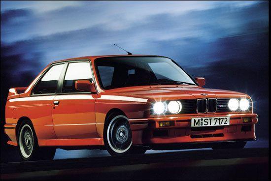 宝马M3 E30(1986)