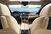 BMW 535Li内部
