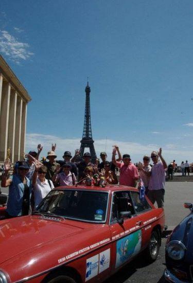 法国 埃菲尔铁塔 MG