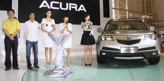 Acura Special Day 现场