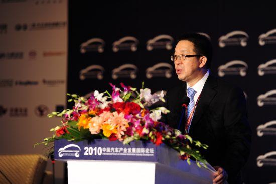 中国人民财产保险股份有限公司车险部总经理 方仲友