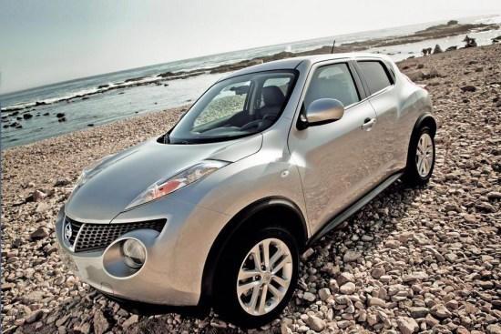 日产10万元SUV级别新车JUKE