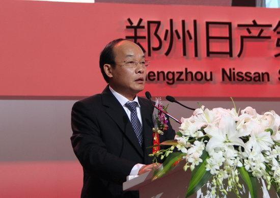 东风汽车公司董事长徐平