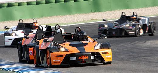 KTM X-BOW赛加入DTM辅助项目