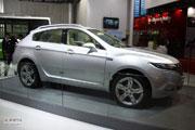 广汽X-power燃料电池车