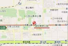 北京国际雕塑公园中区大型活动广场