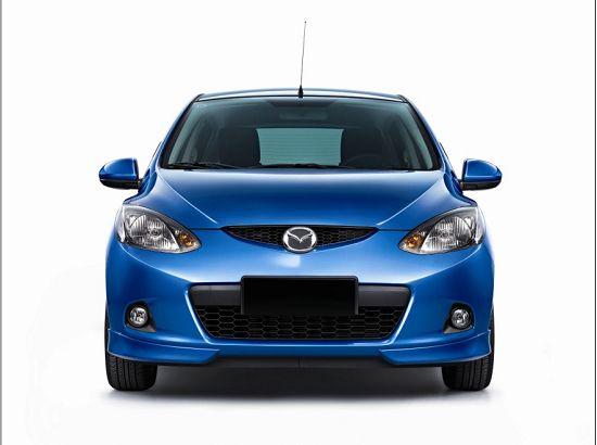 """Mazda2系列""""炫动款""""上市"""