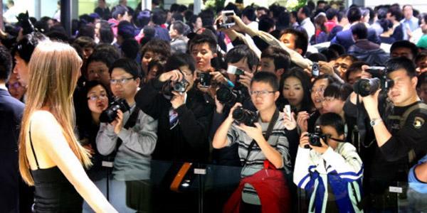 2010广州车展新浪看展团摄影大赛