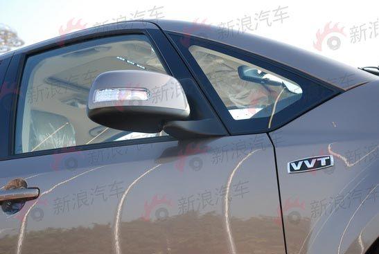 2010广州车展探营 2011款三厢天语SX4实拍