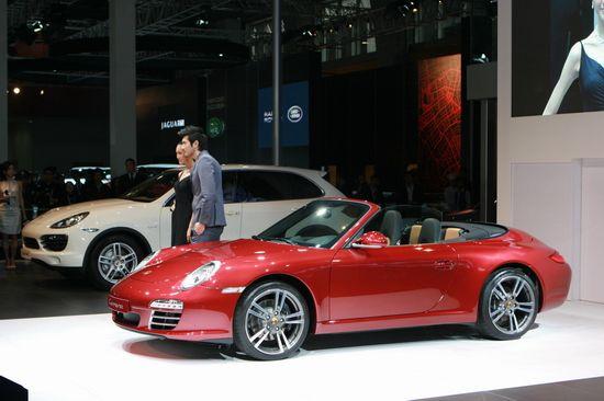 新保时捷911 Edition Style限量版中国首发