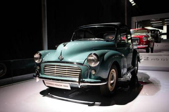 第三代小车:MG 1300