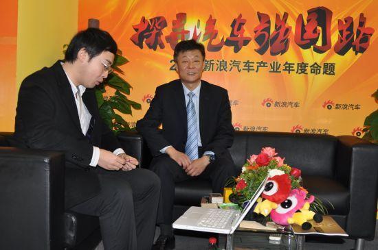 广东好帮手电子科技有限公司国内后装产品事业部总经理吴华义