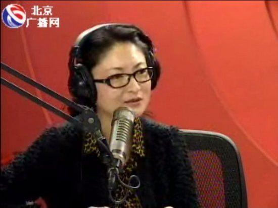 北京交通广播台著名主持人梁洪