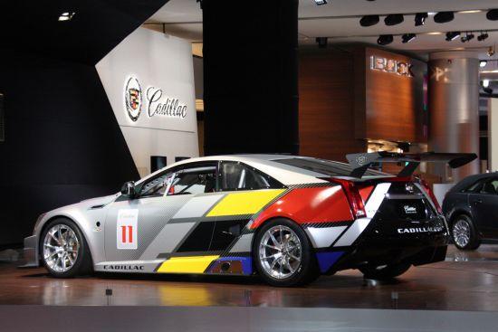 凯迪拉克CTS-V酷派(Coupe)