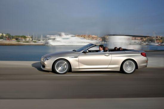 BMW 6系敞篷轿跑车