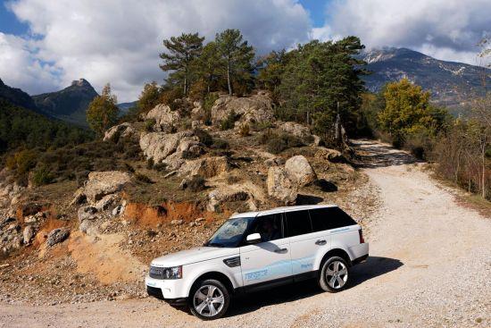 路虎将在日内瓦车展发布览胜柴油混合动力