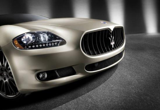 全新玛莎拉蒂Quattroporte或将亮相法兰克福车展 计划推两款新车
