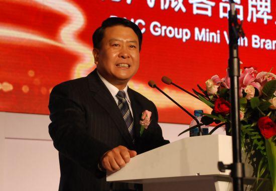 北汽集团董事长徐和谊先生