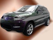 海马郑州首款SUV曝光 将亮相上海车展