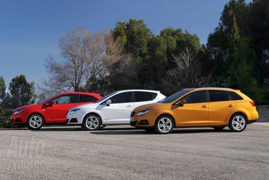 西亚特计划在2012年发布四款新车型