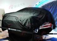 2011上海车展探馆:现代三门轿跑Veloster实拍