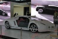 2011上海车展探馆:兰博基尼LP700-4