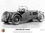 1929MG Six Tourer