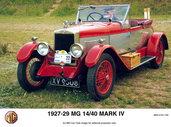 1927-29MG 14/40 MARK IV