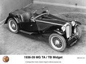 1936-39MG TA-TB Midget