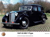 1947-53MG Y-Type