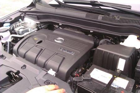 1.5T增压发动机