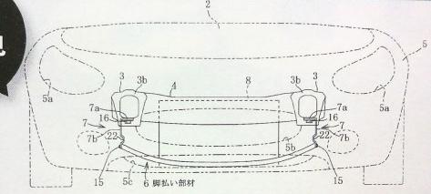 新一代马自达MX-5外观设计曝光