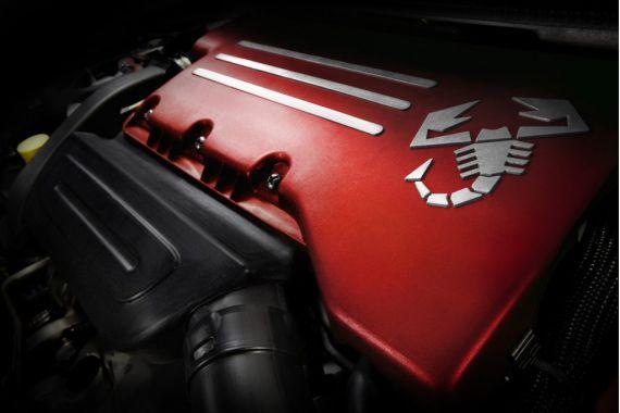 新款菲亚特500 Abarth高性能版