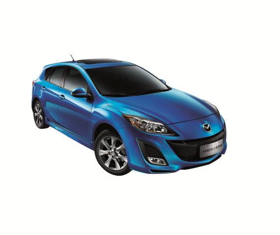 Mazda3星骋两厢上市 售价11.28-14.98万