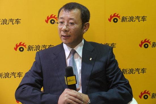 一汽丰田销售公司副总经理高放