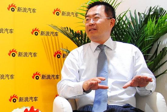 东风日产乘用车公司副总经理、东风日产汽车有限公司副总裁任勇