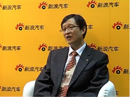 广汽乘用车公司销售部副部长肖勇