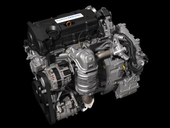 新一代2.4L发动机