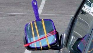 汽车趣图――最具创意的恶搞