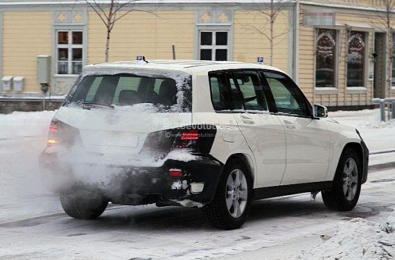 中期改款梅赛德斯-奔驰GLK