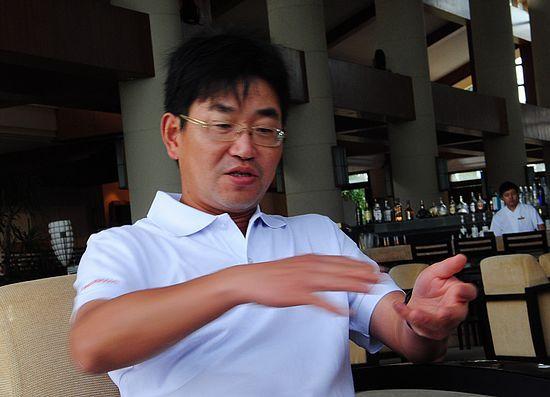 陈斌波认为30万产能是一道坎 扩过去必会引起质变