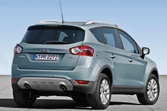 2013全新福特Kuga将亮相日内瓦国际车展