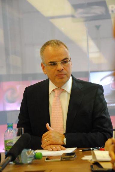 沃尔沃汽车全球总裁雅各布