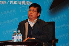 国家行政学院决策咨询部研究员王小广