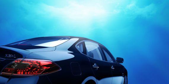 全新英菲尼迪M长轴距混动版即将全球首演