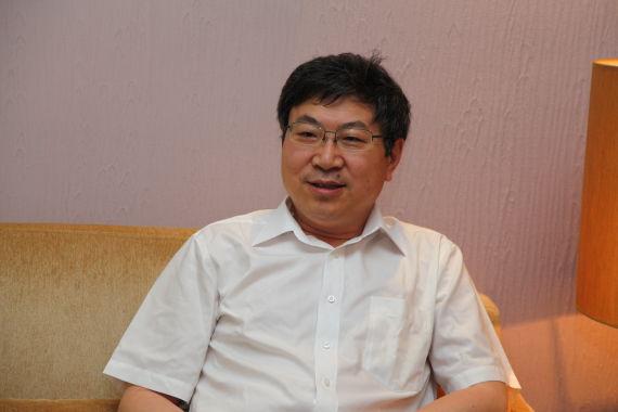 新浪汽车专访奇瑞汽车股份有限公司董事长尹同跃