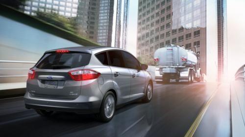 福特C-Max混合动力车售价公布 25995美元起