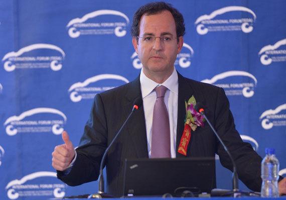 霍尼韦尔交通系统集团中国及印度地区副总裁兼总经理 David Paja