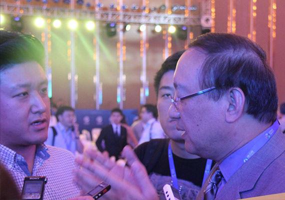 国家发改委产业协调司副司长陈建国接受新浪汽车专访